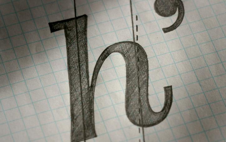 h sketch